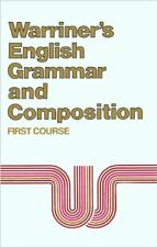 English Grammar and Composition: First Course Grad