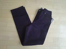 Gloria Vanderbilt Women's Amanda Heritage Fit Blackberry Jeans Size 6 Avg $34.99