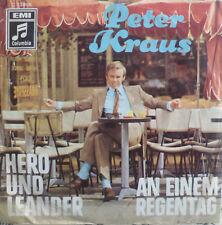 """7"""" 1968 RARE IN VG+ ! PETER KRAUS : Hero und Leander"""