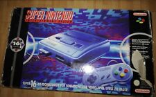 Super Nintendo Entertainment System (SNES) Konsole in OVP /funktioniert!