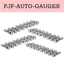 Perfect FJF Door Cable Repair Kit Front And Rear For Ford Truck E250 92 14(32 Ends)  (Fits: More Than One Vehicle)