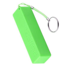 For 1x18650 DIY Portable Green USB Power Bank Charger Pack Box Battery Case