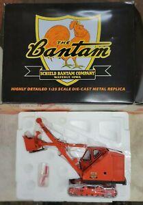 Bantam C-35 Shovel CON001, 1:25 Scale Die-cast Metal Highly Detailed. NIB (F34)
