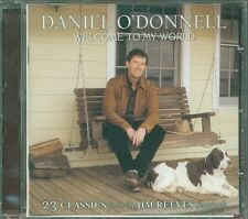 Daniel O'Donnell - Welcome To My World (Jim Reeves Songbook) Cd Perfetto