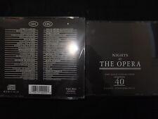 COFFRET 2 CD NIGHTS AT THE OPERA /