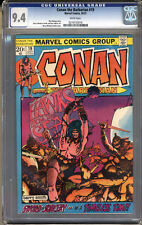 Conan the Barbarian #19 CGC 9.4 NM WHITE Pages Universal CGC #0274155016