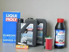 Maintenance Set Kymco Grand Dink 125 Oil Spark Plug Service Service 2007-2011