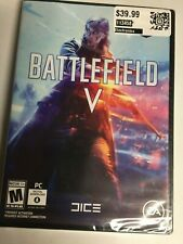 Battlefield V 5 (PC,2018,EA/Activision) Brand New Factory Sealed! USA!