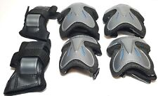Youth Rollerblade Knee Elbow Wrist Pads Junior Performance Level 1 - Full Set