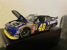 2009 Jimmie Johnson #48 Lowes RCCA Club Car 1/24 Action Overproduction