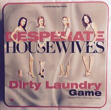 Desperate Housewives Dirty Laundry Board Game 2005
