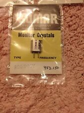 SCANNER CRYSTAL 453.150 FREQUENCY( NEW ) 1PC.
