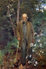 JOHN Singer SARGENT Frederick Law Olmsted fine art CANVAS print