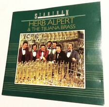 HERB ALPERT & THE TIJUANA BRASS Startrax CD 1991 oz aussie A&M 26trks TJB best