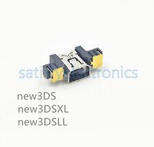1pcs Charging Power Connector Socket Jack Port Dock Repair Part for 3DS 3DSXL/LL