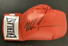 Mike Tyson Signed Boxing Glove Everlast Autograph Iron Mike Heavyweight HOF JSA