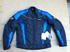 """RK SPORTS Mens Textile Waterproof Motorbike / Motorcycle Jacket UK 40"""" Chest (H5"""