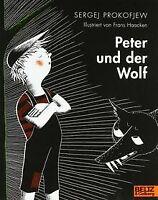 Peter und der Wolf: Bilderbuch (MINIMAX) von Prokofjew, ... | Buch | Zustand gut