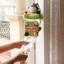 Plush Super Cute Unique Totoro Toilet Paper Holders-Mounted Tissue Cover Holder