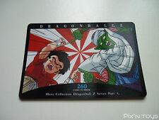 Carte Dragon Ball Z Card DBZ / Hero Collection Part 3 - N°260 / NEW