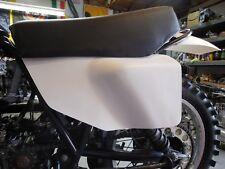 Yamaha TT500  number boards flat track ahrma