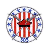 "No. 303 ""Kościuszko"" Polish Fighter Squadron Embroidered PATCH/BADGE"