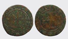 GENOVA - REPUBBLICA II FASE 1541-1637 -MI/ CAVALLOTTO 1574  FALSO D'EPOCA !!