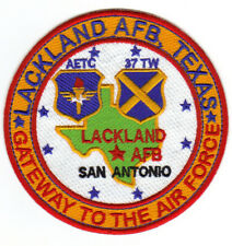 Lackland Afb, Texas, Aetc, 37Th Tw, Gateway To The Air Force Y