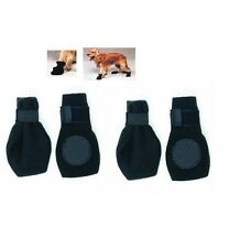 Arctic Fleece Boots for Dogs - XS to XL Non skid PVC soles Soft