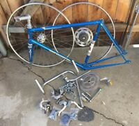 Vintage Peugeot Serial# 2177692 Disasembled  10 Speed Racing Bike For Parts.