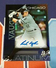 2020 Bowman Platinum Andrew Vaughn Auto Autograph - White Sox