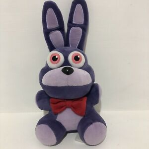 Five Nights At Freddys Purple Bonnie The Rabbit Plush 2017 25 cm