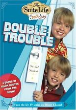 Suite Life of Zack & Cody, The: Double Trouble - Chapter Book #2 by N. B. Grace