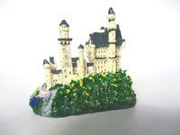 Schloss Neuschwanstein Füssen Bayern Germany Souvenir 4,5 cm Poly Modell