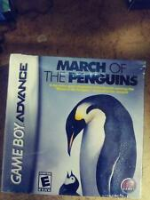 March of the Penguins (Nintendo Game Boy Advance, 2006) GBA NEW SEALED