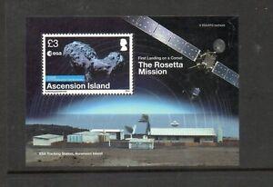 ASCENSION 2014 EESA ROSETTA MISSION SPACE MS UM/MNH