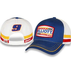 Checkered Flag Sports NASCAR 2020 Chase Elliott Racing Trucker Snapback Hat