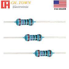 Lote de 10 270 Ohm 3W Resistor de película de metal