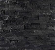 Wandverblender, Wandverkleidung Steinoptik - Sierra Black  - 1 Musterstück