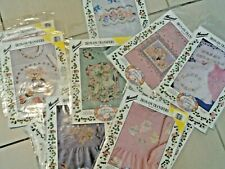 Maxwell Bunny Iron-On Transfer Julie's Journey  *LOT OF 22 COMPLETE PACKAGES*