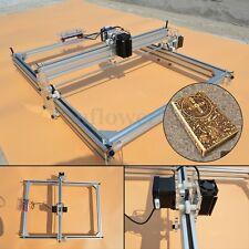 500mW 40*50cm Mini Area Desktop Laser Engraving Cutting Machine Printer Kit New