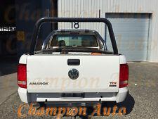 3'' Black Powder Coated Steel Ladder Rack Volkswagen Amarok 2010-2018+ TUB