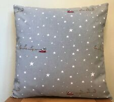 Sophie Allport **STARRY NIGHT**  Christmas Cotton Cushion Cover 40cm