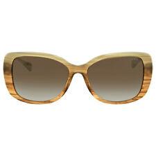 Ralph Lauren Olive Green Gradient Sunglasses