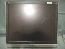 """VIEWSONIC VG920 19"""" LCD MONITOR 1280X1024 8MS DVI VGA PC MAC LINUX W/ SPEAKERS"""
