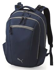 """PUMA  21.4L Stealth 2.0 15"""" Laptop / MacBook Pro Navy Backpack - PSC1012 - New"""