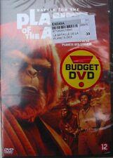 DVD LA BATAILLE DE LA PLANETE DES SINGES - Roddy McDOWALL - NEUF