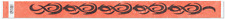 Day Glow Tattoo TYVEK Wristbands 500 in a pack