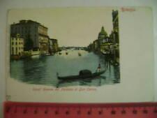 Cartolina Veneto - Venezia Canal Grande - VE 3704