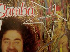 Two Man Sound Disco Samba Orig Version RARE Israeli Israel LP Latin Dance LISTEN